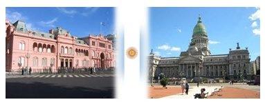 Leyes, Congreso y Casa Rosada