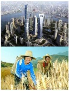 Dualidad económica en China