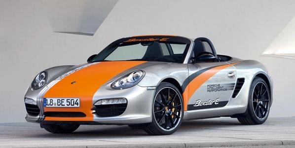 Porsche deportivo totalmente eléctrico