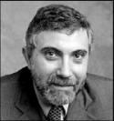 Paul Krugman. Premio Nobel de Economía 2008.