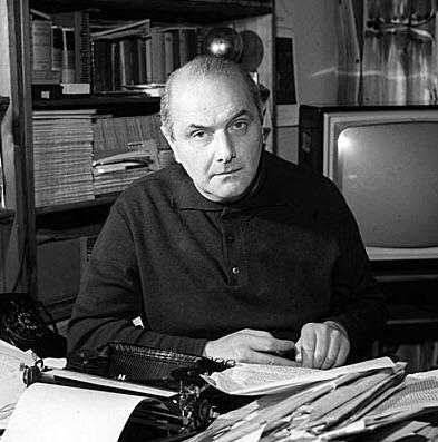 Stanisław Jerzy Lec,  poeta y aforista polaco.