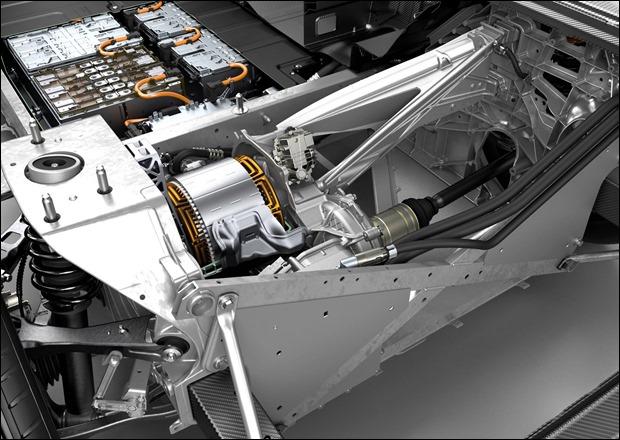 Motor eléctrico del I3